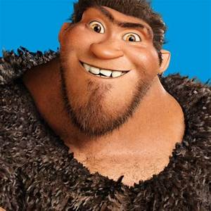 The Croods Eep an almost thoroughly modern prehistoric ...