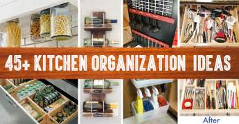 kitchen projects ideas 45 small kitchen organization and diy storage ideas