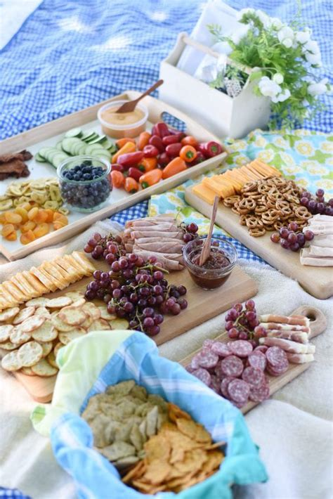 home  elegance picnic ideas