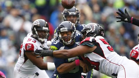 seahawks  falcons  time tv schedule  nfl