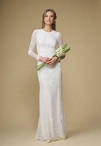 elegant long sleeve wedding dresses for older brides With elegant wedding dresses for mature brides