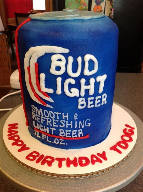 bud light cake bud light cake cakes bud light bud light