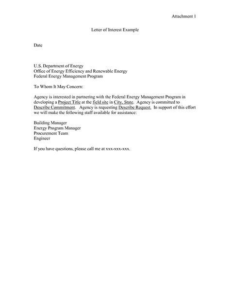 write  letter  interest   job