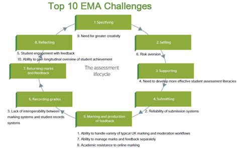Establishing Priorities For Action  Electronic Management Of Assessment