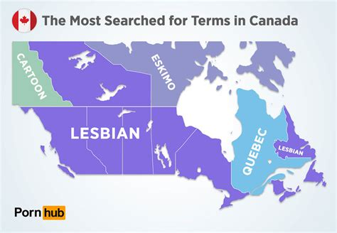 Pornhub Just Revealed Some Surprising Data About Canada's