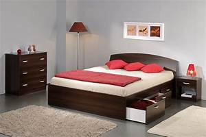 awesome model lit de chambre pictures amazing house With modele de chambre design