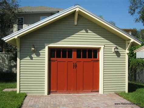 Custom Twocar Bungalow Garages