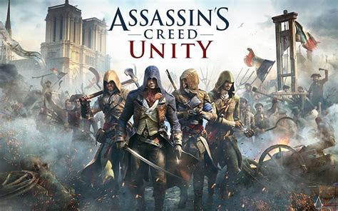 ubisoft to pay homage to notre dame by offering assassin s creed unity for free