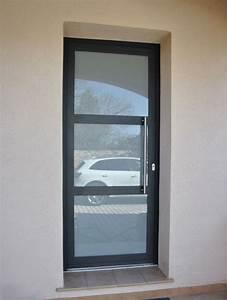 les 25 meilleures idees de la categorie portes d39entree With porte d entrée pvc avec porte fenetre vitrée