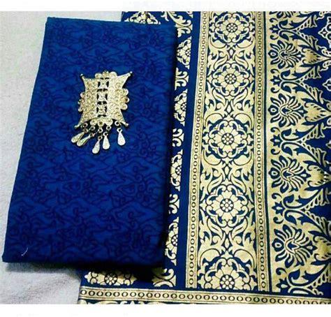 batik pekalongan kain prada emas  embos batik tulis