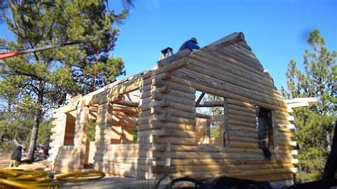 log cabin clearwaterlogstructurescom youtube
