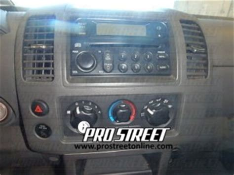 How Nissan Pathfinder Stereo Wiring Diagram