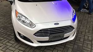 Ford Fiesta Titanium Sedan 2017