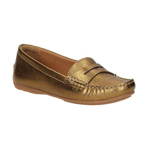 sepatu wanita gold jual clarks doraville nest 26119584 met lea sepatu wanita