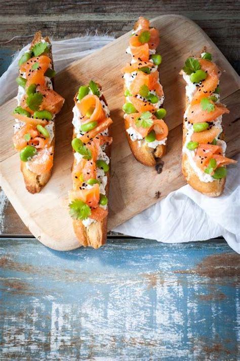 recettes canap駸 originaux 25 idées de tartines délicieuses et originales à tester absolument tartine