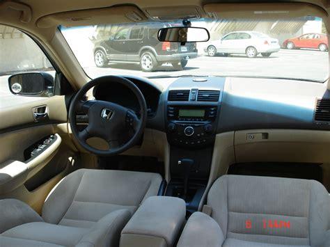 Honda Accord Ex 2003 Interior