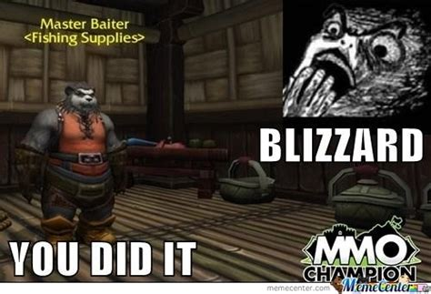 Blizzard Memes - blizzard you did it by mira88 meme center
