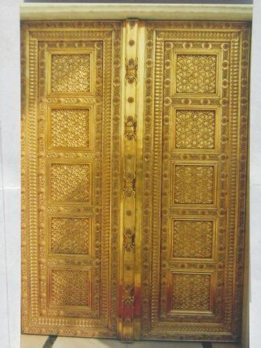 entry door brass laminated door manufacturer  jaipur