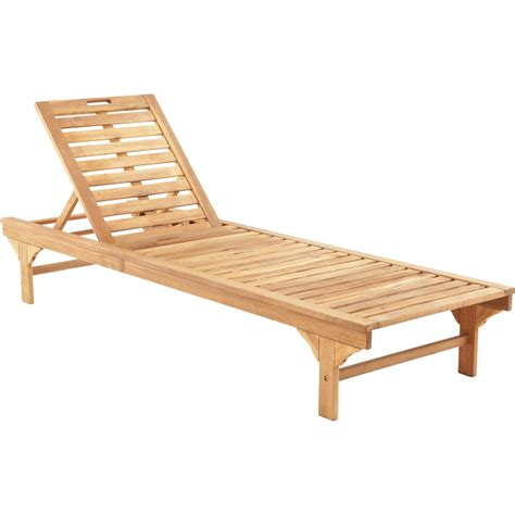 chaise bain de soleil awesome transat jardin en bois ideas awesome interior