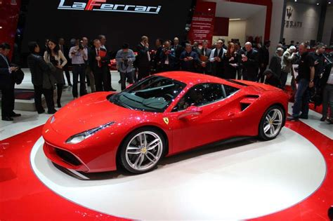 ferrari car 2016 2016 ferrari 488 gtb review price specs 0 60mph topspeed