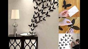 Wall craft decorations ideas