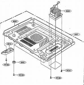 Looking For Kenmore Model 72162292200 Countertop Microwave Repair  U0026 Replacement Parts