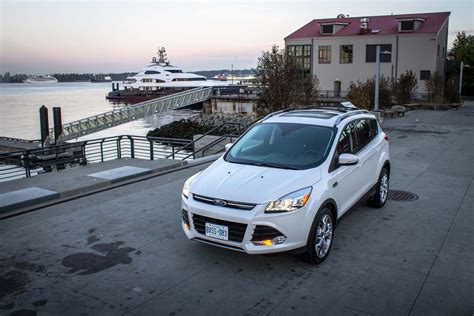 Ford Escape 2016 Reviews by 2016 Ford Escape Titanium Test Drive Review