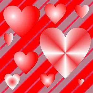 Red Hearts 2 Free Stock Photo - Public Domain Pictures  Heart