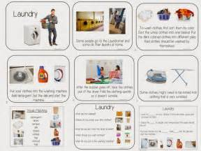 Life Skills Laundry Worksheets