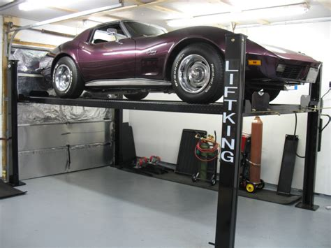 Edmonton Residential Vehicle Lifts