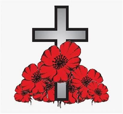 Clip Remembrance Canada Wwi Clipart Fields Transparent
