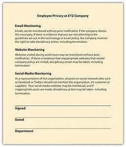 Terms Of Use And Privacy Policy Template Human Resource Management 1 0 FlatWorld