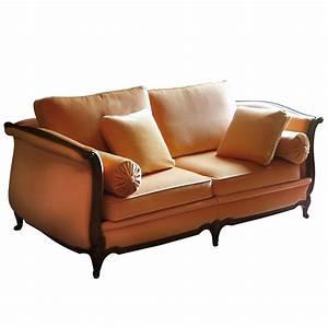 canape lit de repos crosse style louis xv louis xv With tapis d entrée avec canapé louis xv