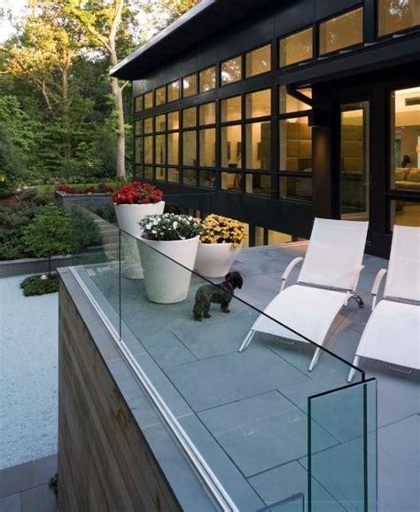 Glas Rahmenlos by Rahmenlose Glas Gel 228 Nder Und Rundstab Aus Stahl Als