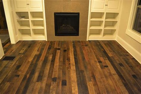 pallet wood flooring  reliable  priceless appeal