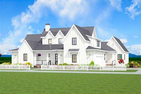 Flexible Modern Farmhouse With Loft And Bonus Room