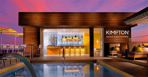 Best Hotel Website Design  A Redesign For Kimpton Hotels