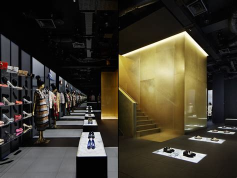 » Dolce & Gabbana store by Curiosity, Tokyo ? Japan