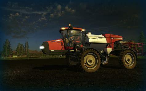 case patriot    fs farming simulator