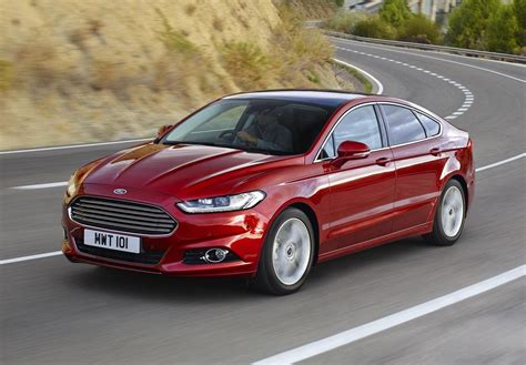 Ford Mondeo 2020 by седан Ford Mondeo в 2020 году получит кардинальные
