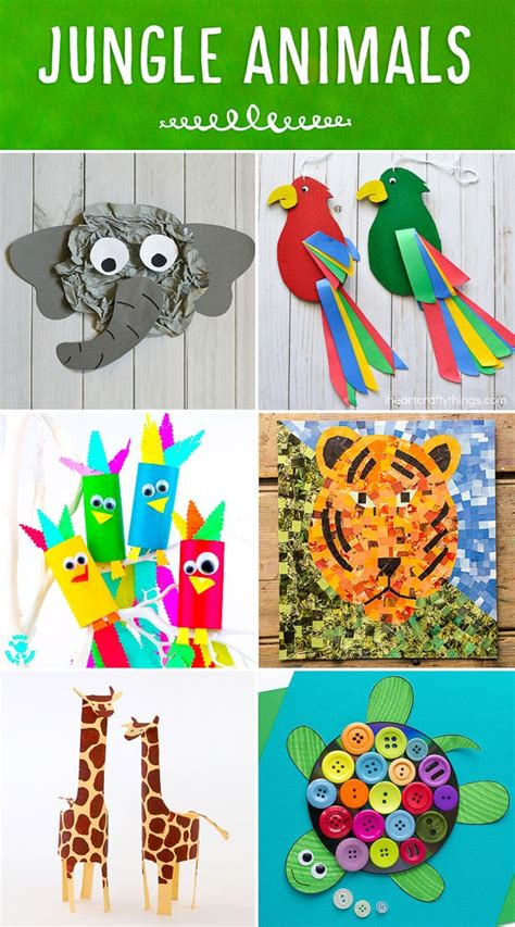colorful and twirling parrot craft 988 | JungleAnimalCrafts