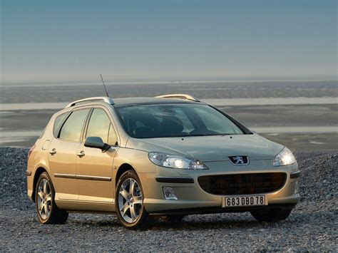 Peugeot 407 Sw 2004 2005 2006 2007 2008 2009 2018