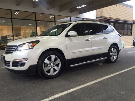 chevrolet traverse ltz 2015 chevrolet traverse ltz stock 292535a for sale near