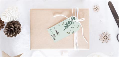 design holiday gift tags  adobe illustrator  tuesday