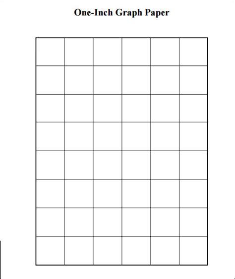 1 Inch Template A Size Template For 1 Inch Buttons That 10 1 Inch Graph Papers Sle Templates