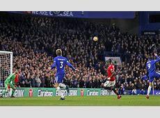 Chelsea 1 Manchester United 0 Alvaro Morata goal stuns