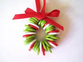 winter holiday crafts on pinterest ornaments winter fun and button wreath