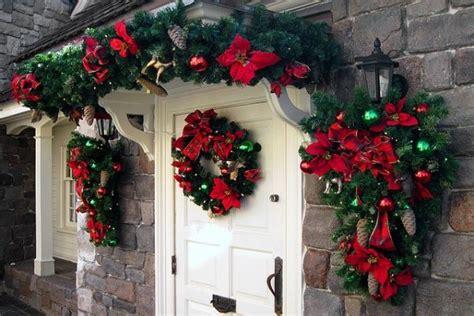 grados una casa canadiense decorada  navidad