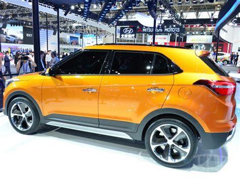 Hyundai Ix25 Compact Suv Unveiled!