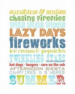 Summer Party Qu... Fun Seasonal Quotes